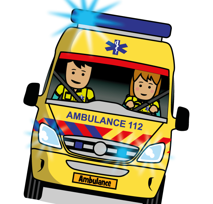 Team Ambulance in de crisis