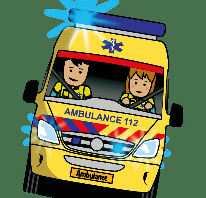 Team Ambulance in de crisis