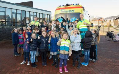 Team Ambulance: de tussenstand