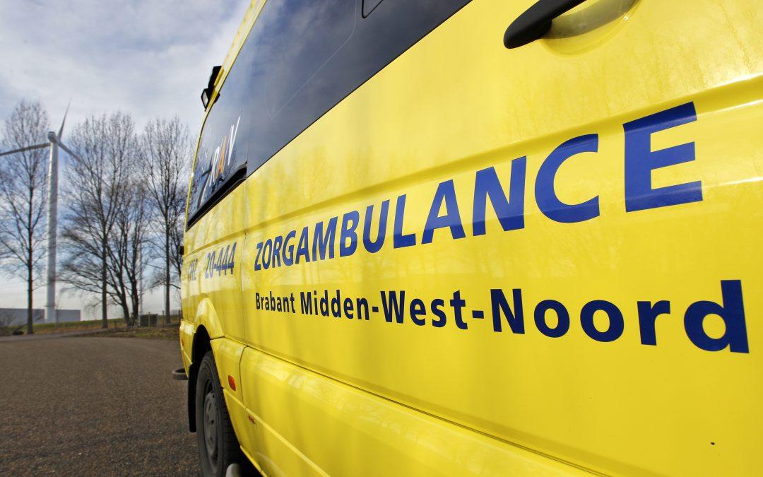 Zorgambulances naar Breda-Noord